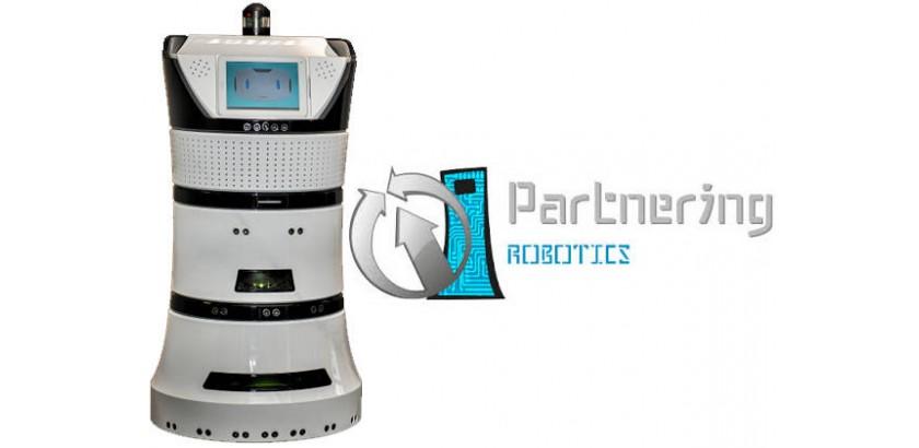 Partnering Robotic : l'aspirateur de pollution